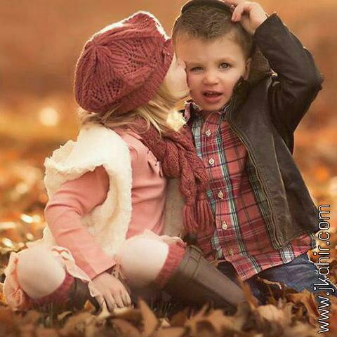 Cute Kiss