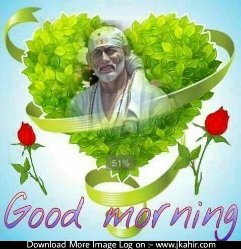 Good Morning Om Sai Ram