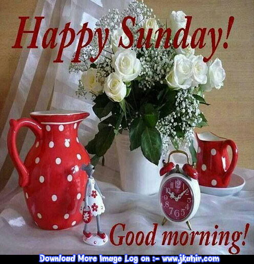 Happy Sunday Good Morning1