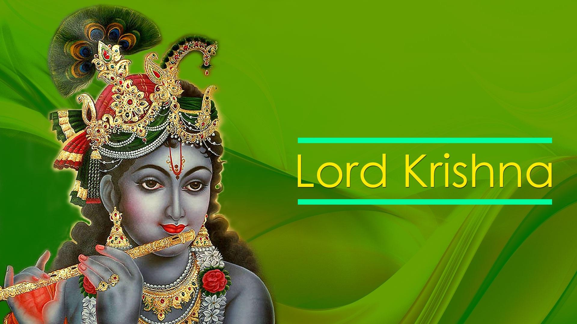 Lord Krishna Bhagwan