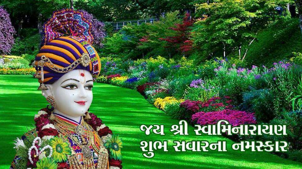 Jai Shree Swaminarayan Good Morning