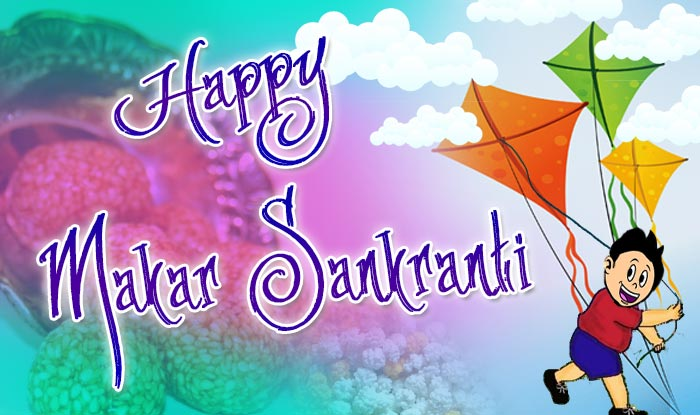 Happy Makar Sankranti 2018