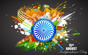 Independence Day Celebration And Wishing To You