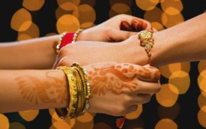 Rakhi Bandhan Beautiful Brother And Sisters Love Festival