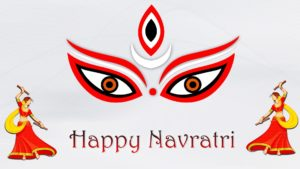 Happy Navratri Durga Goddess Wallpapers