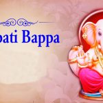 Ganpati Bappa Beautiful Wide Desktop Images