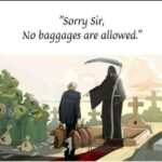 Sorry Sir No Baggages Are Allowed
